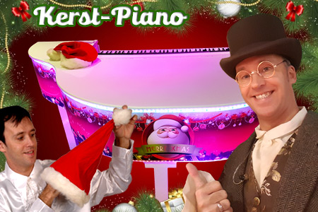 show kerst piano 300